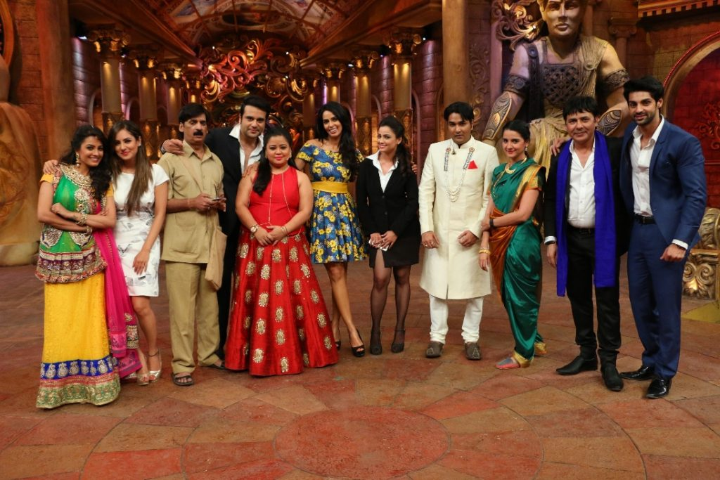 Comedy Nights Bachao 30th April 2016! Mallika Sherawat Is The Special Guest