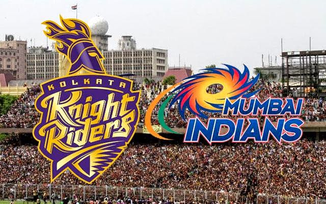 KKR vs MI match 5