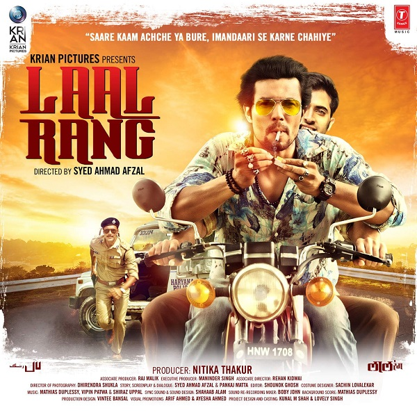 Laal Rang 2016 Hindi Movie Randeep Hooda