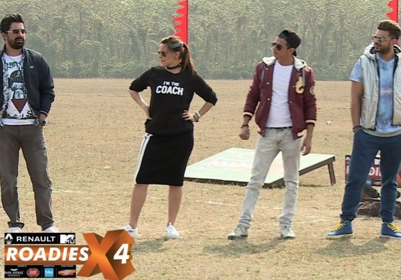 MTV Roadies X4 10 episode