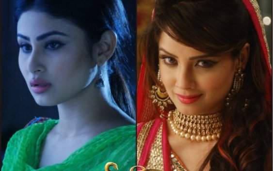 Shivanya shocked to see Rithik and Sesha's marriage! Naagin 9th April 2016 Episode Written Updates