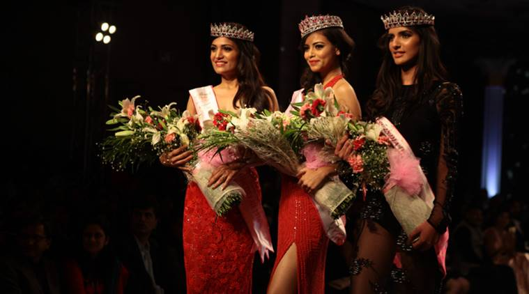 Priyadarshini Chatterjee miss india