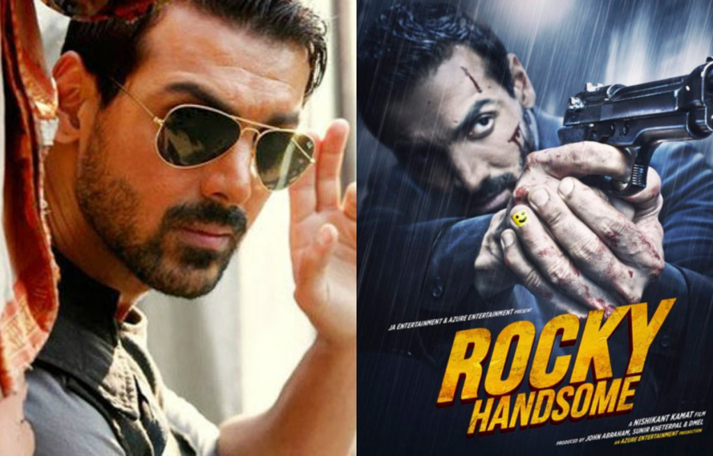 Rocky Handsome box office
