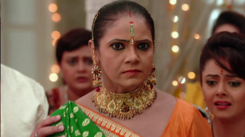 Pari and her mom decides to finish Sona! Saath Nibhana Saathiya 13th April 2016 Written Update