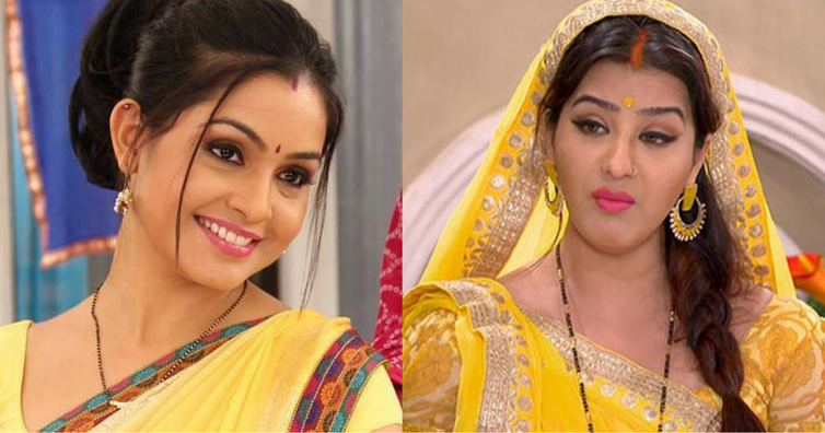 Shubhangi Atre replaced Shilpa Shinde