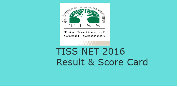 Final Result of TISSNET 2016 Declared @ tiss.edu check selected candidates list