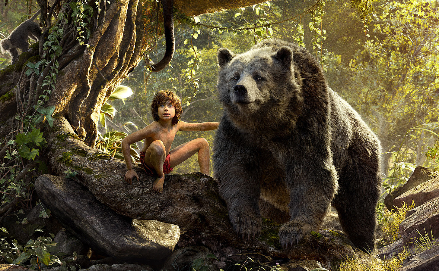 The jungle book 2nd weekend