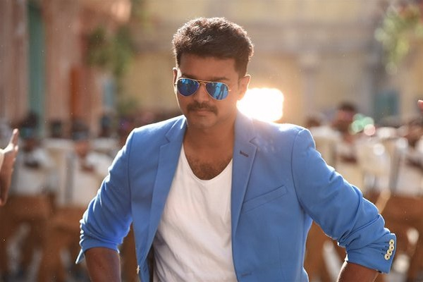 Theri Tamil movie box office collection
