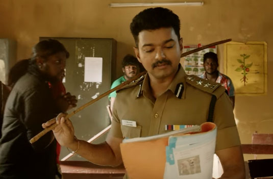 Theri box office