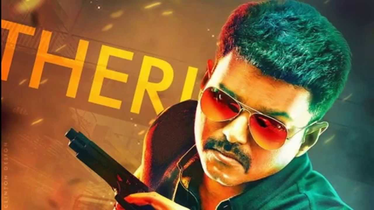 Theri movie box office
