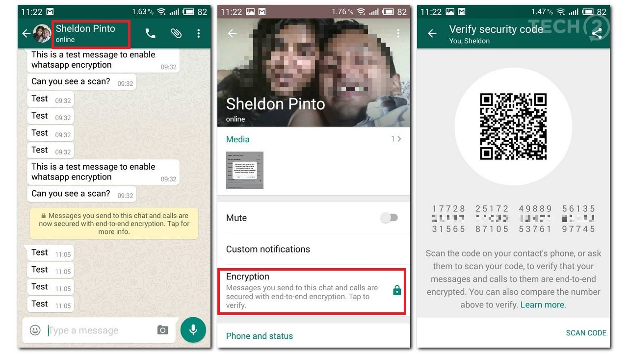 Latest WhatsApp Hide And Encrypt Message Feature Out Now