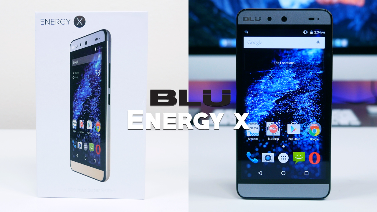BLU Energy X Smartphone Full specifications With LTE Price In India