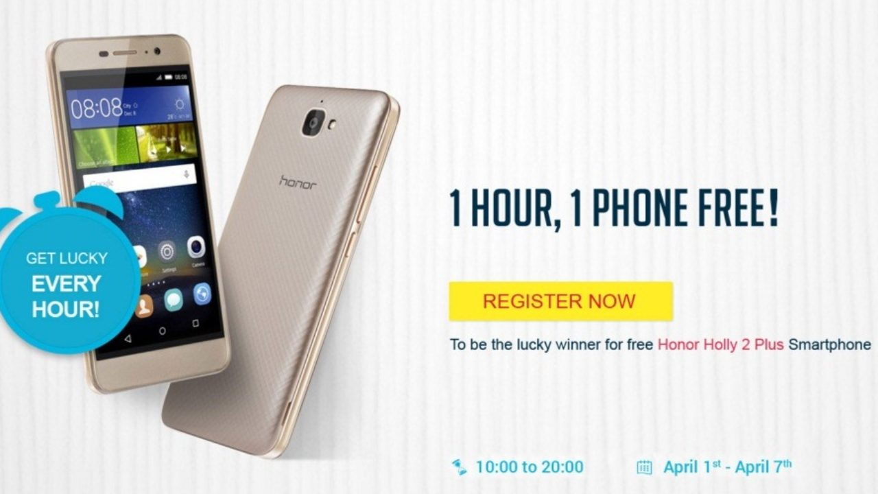 Offers at Honor India Store : Smart Phones Sale Discount