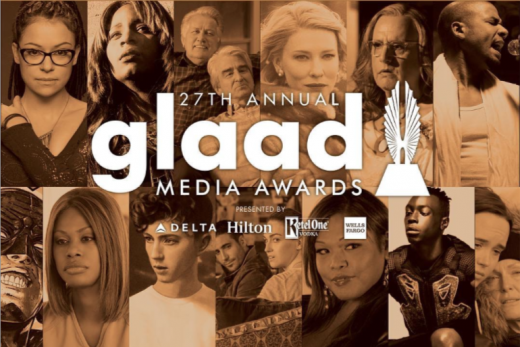 GLAAD Media Awards: 27th Annual Awards Honor Media Representations of LGBT Community