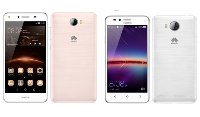 Huawei Y5 II and Huawei Y3 II launched in India Price Specs