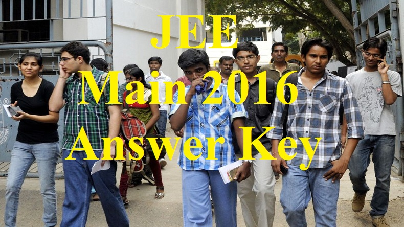 jee-main-3rd-april-2016-answer-key