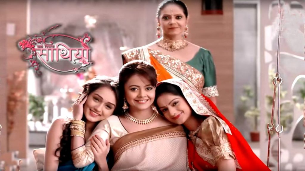 Gaura enter Modi house with Dogs! Saath Nibhana Saathiya 18th April 2016 Episode Written Update
