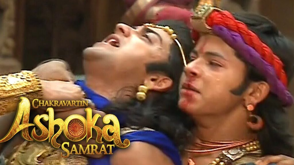 Ashoka killed Sushim! Chakravartin Ashoka Samrat 27th April 2016 Written Episode Update