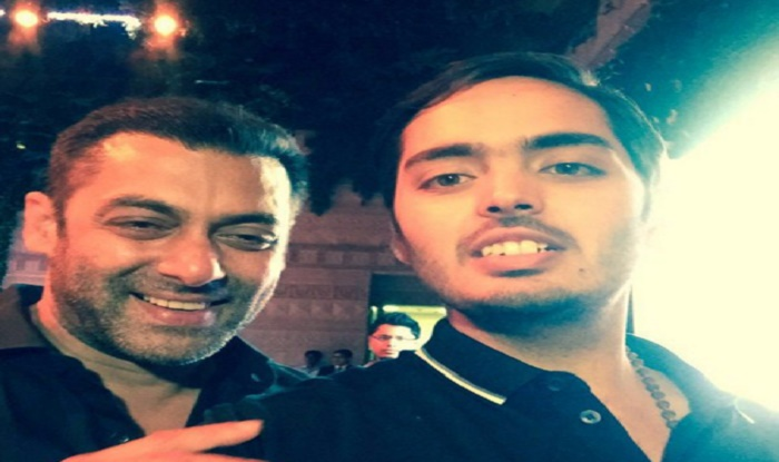 salman khan anant ambani pics photos pictures