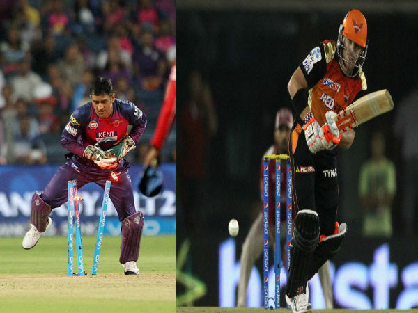 SRH Vs RPS 22nd Match Live Score Vivo Ipl 9 Scoreboard 2016 Result Highlights Ball by Ball