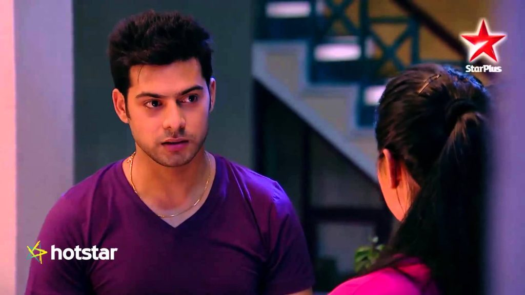 Shivam became angry on Riya! Mere Angne Mein 25th April 2016 Episode Written Updates