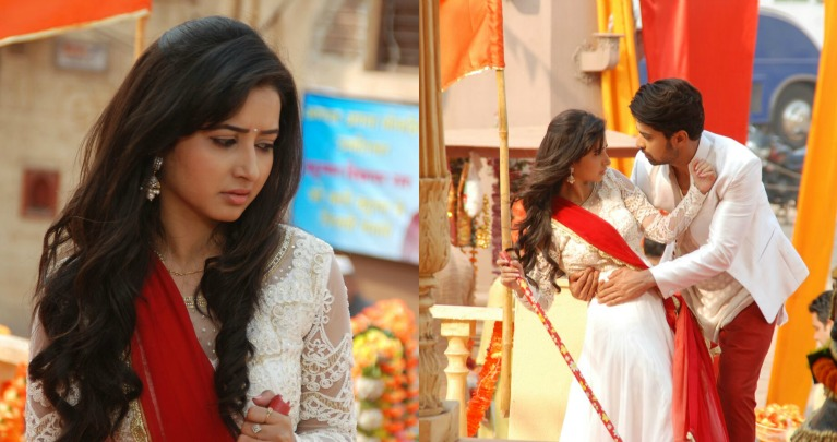 Aradhya and Aryan is sad! Krishnadasi 2nd May 2016 Episode Written Updates