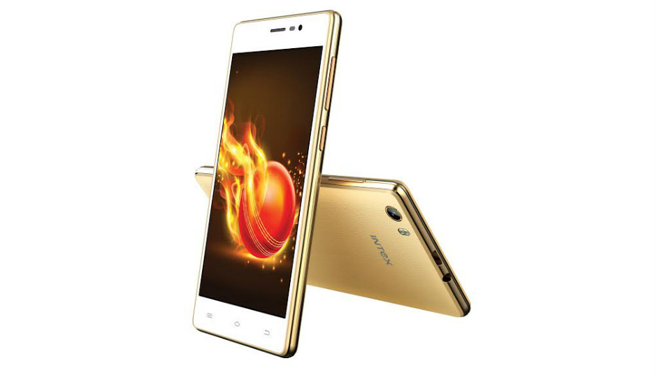 Intex Aqua Lion launched at INR 4,990 Price Specification Features