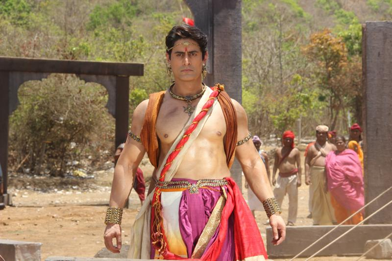 Grown up Ashoka is shown! Chakravartin Ashoka Samrat 2nd May 2016 Episode Written Update