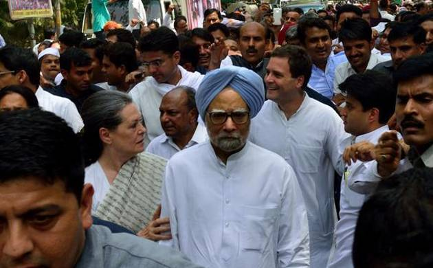 March For Democracy: Sonia Gandhi, Manmohan Singh arrested at Congress' Save Democracy rally