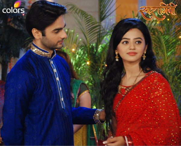 Parineeta is shocked! Swaragini 5th May 2016 Written Update