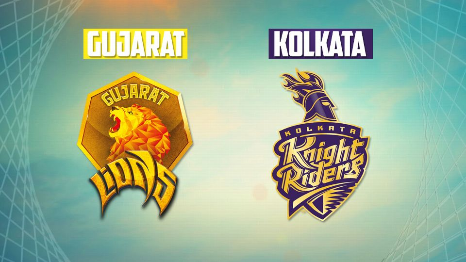 Gujarat Lions Vs Kolkata Knight Riders