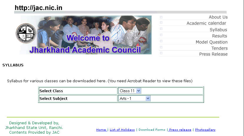 Jharkhand Board class 10th 12th results 2016