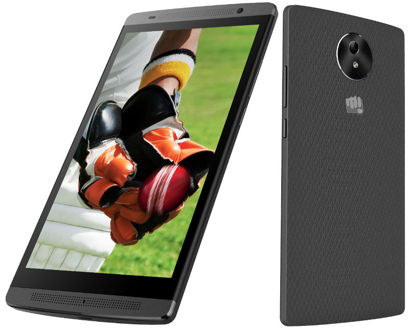 Micromax launched Canvas Mega 2 at INR 7,999 Price Specification Features