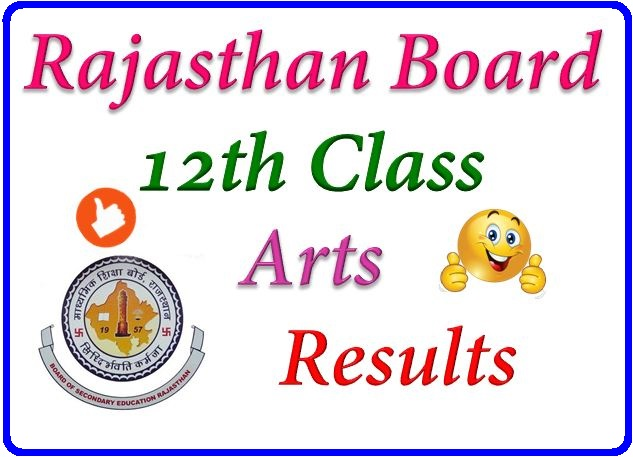 Rajasthan-Board-Class-12th-Arts-Result-2016-Check-RBSE-12th-Class-Arts-Results