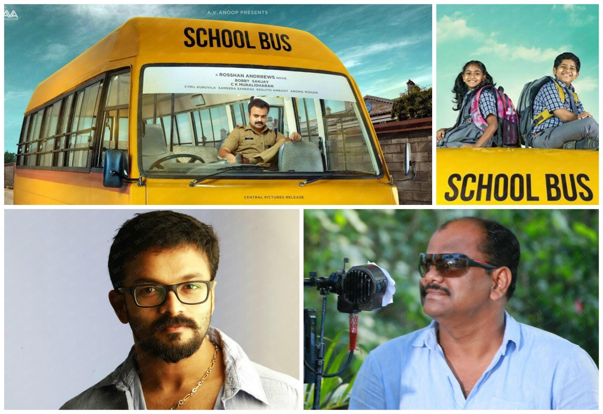 School Bus Box Office Collection
