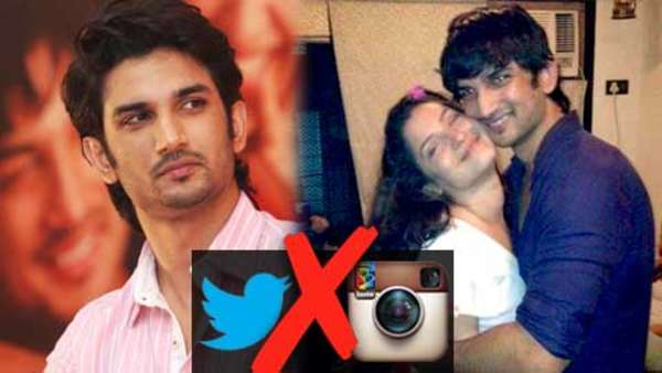Sushant Singh Rajput Deletes Twitter Account