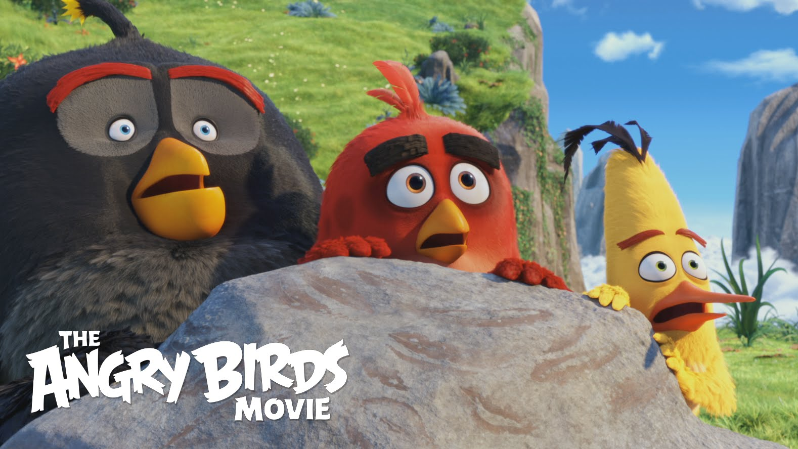 The Angry Bird Movie Review & Rating
