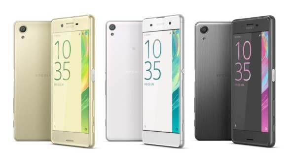 Sony Xperia X Performance price revealed Pre-orders on Sony store