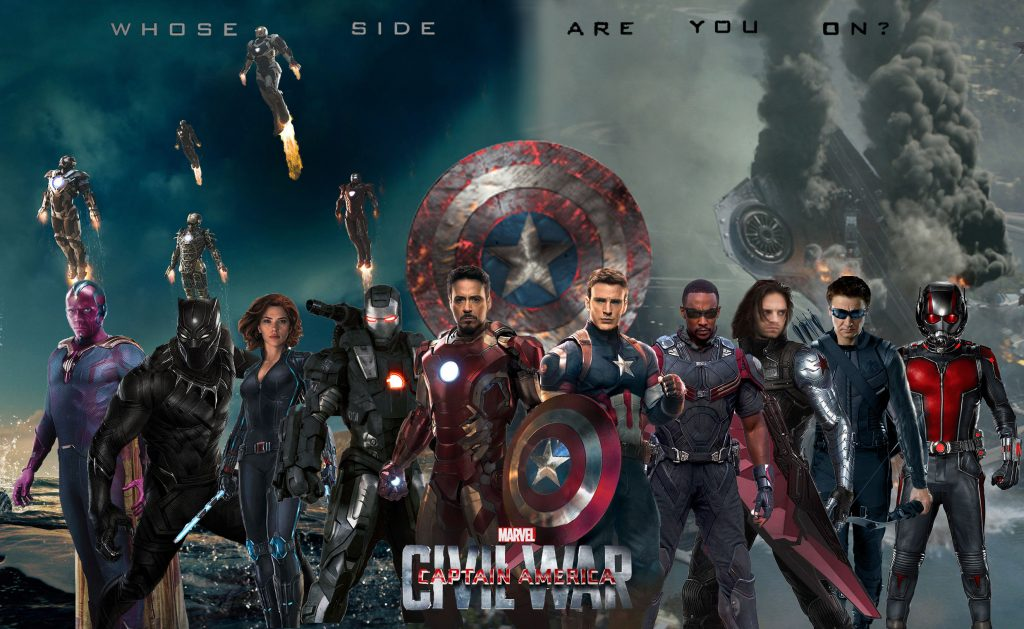 $ 181.1 Mn First Weekend Captain America: Civil War 4th Day Box Office Collection Earning Report