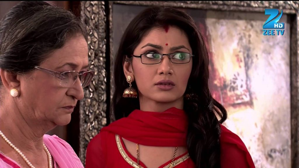 Dadi apologizes Sarla! Kumkum Bhagya 7th May 2016 Episode Written Updates