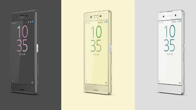 sony xperia x and xa price in india specification