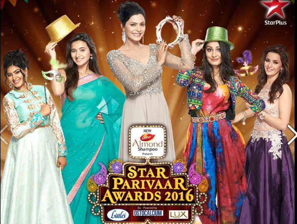 Watch Star Parivaar Awards 28th May 2016 Winners List Performances