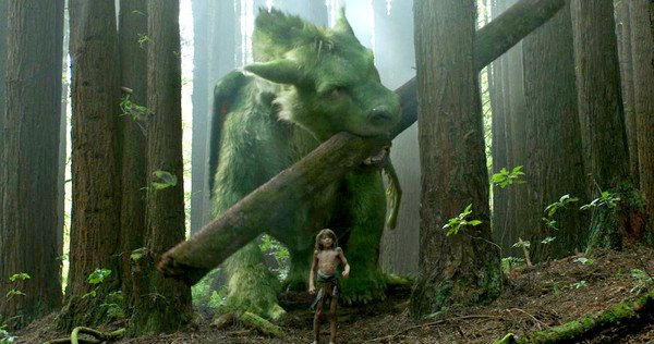 'Pete's Dragon' Trailer