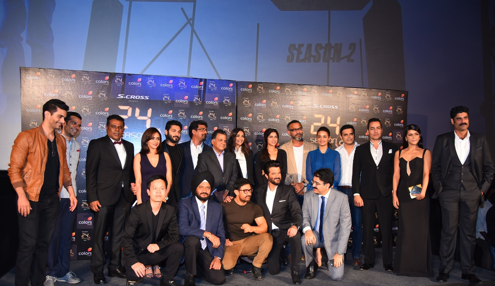 Anil kapoor 24 serial season 2 star cast first look