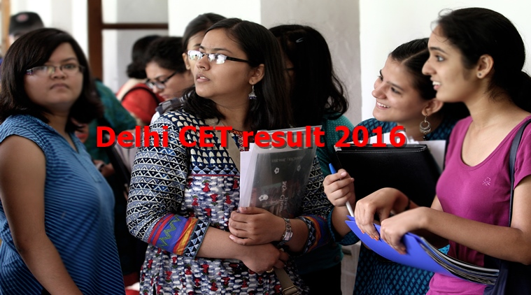 Students waits to submit their admission forms on the first day of DU admissions at Sri Ram College of Commerce, in New Delhi on July 1st 2014. Express photo by Ravi Kanojia.