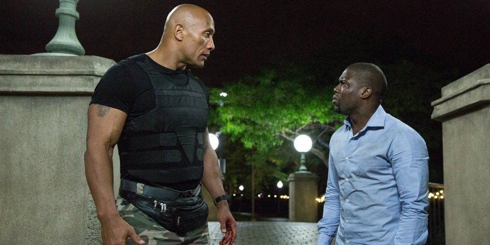 Central Intelligence Box Office Collection
