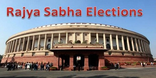 Elections to 57 Rajya Sabha seats are scheduled to take place on today