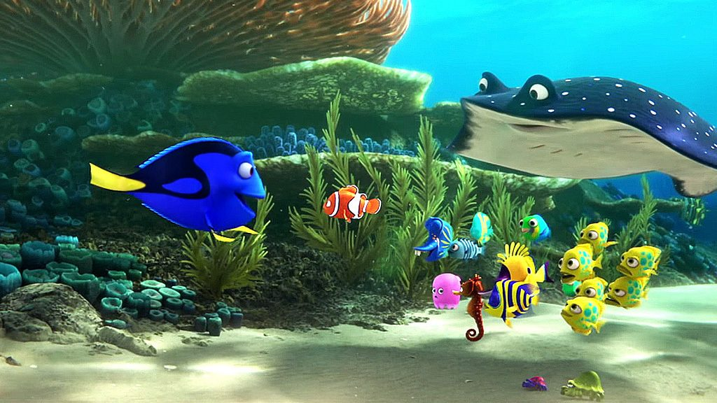 Finding Dory Movie Review & Rating