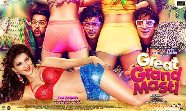 Great Grand Masti first look