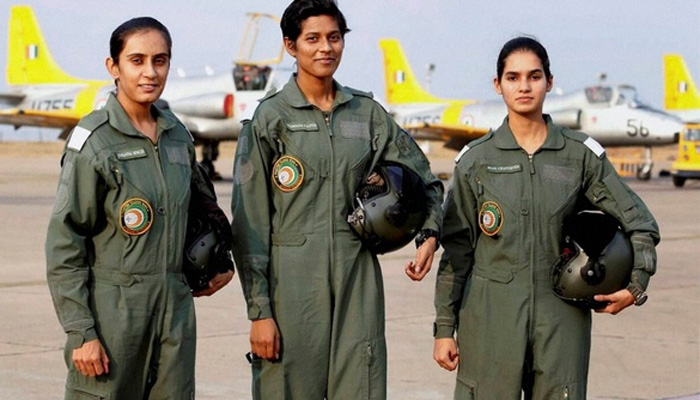Historic India gets its first women fighter pilots